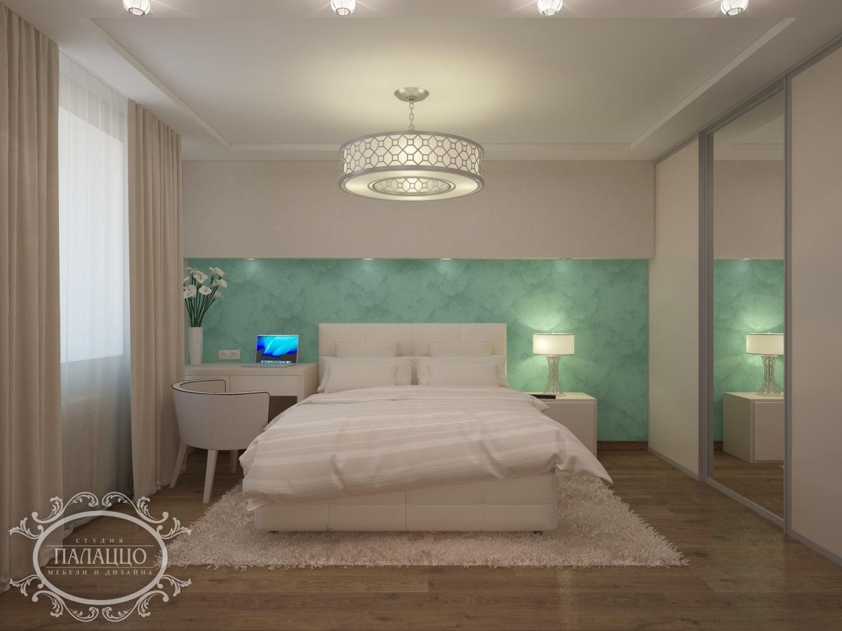 фото спальня в теплых тонах